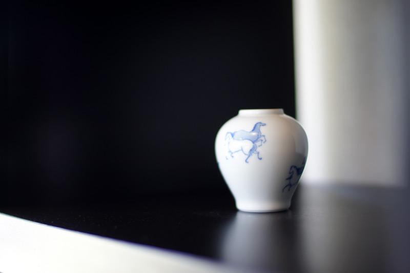 藍色や 深川ブルー 御用達 at Fukagawaseiji Arita