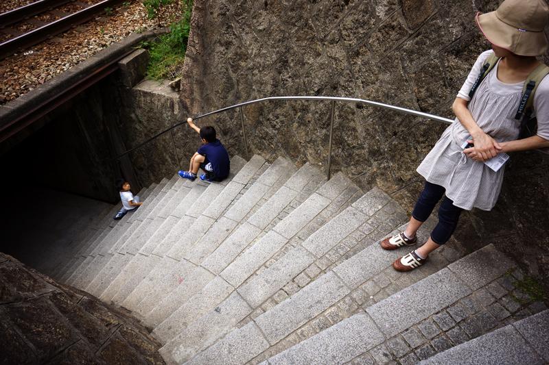 見守りし 端午の節句 行く末を at Onomichi Hiroshima