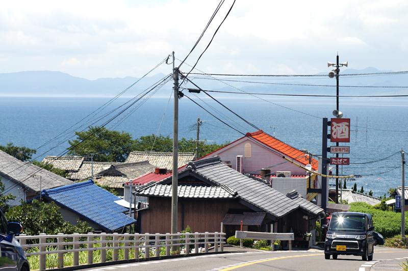 at Shimabara Nagasaki