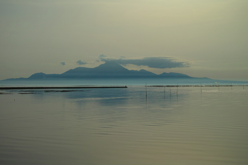 at Kumamoto(有明海)