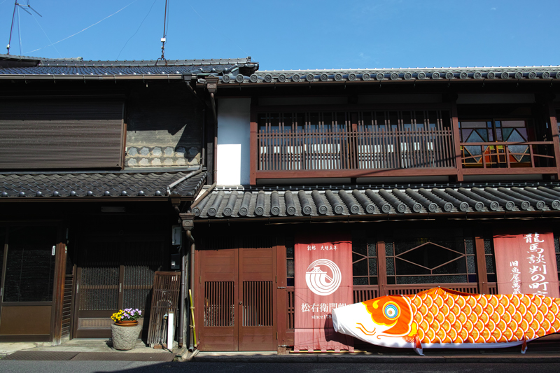 at Fukuyama Hiroshima(鞆の浦)
