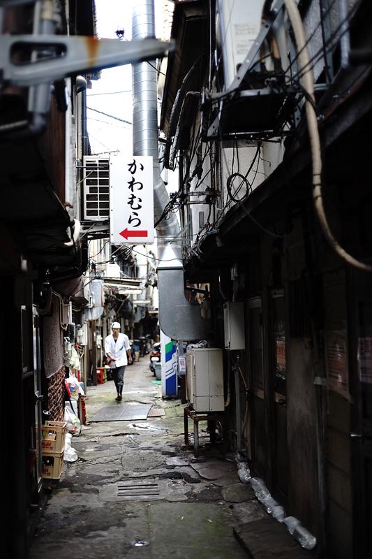 at Nagasaki(思案橋)