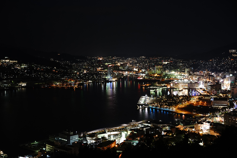 at Nagasaki(鍋冠山)