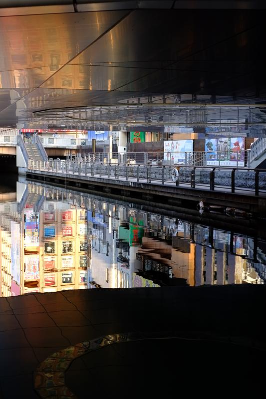 at Osaka(道頓堀)