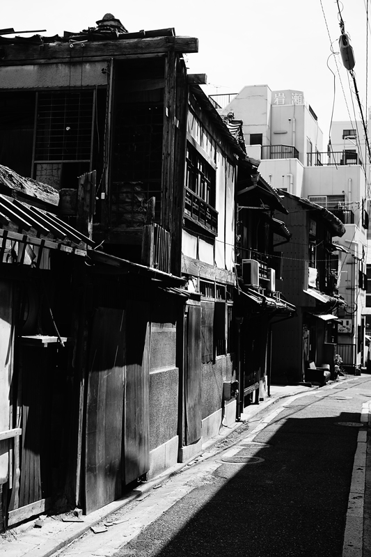 at Chiyo Fukuoka(西門橋通り)