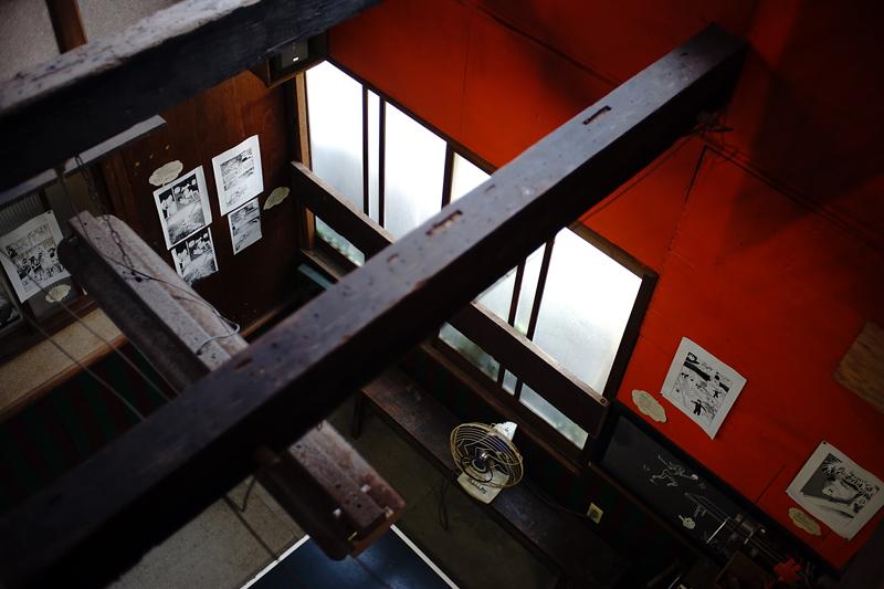 at Onomichi Hiroshima(三軒屋アパート)