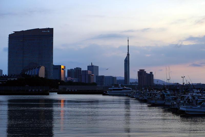 at Cyuo Fukuoka(福浜)