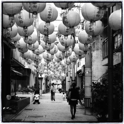 at Nagasaki(中華街)