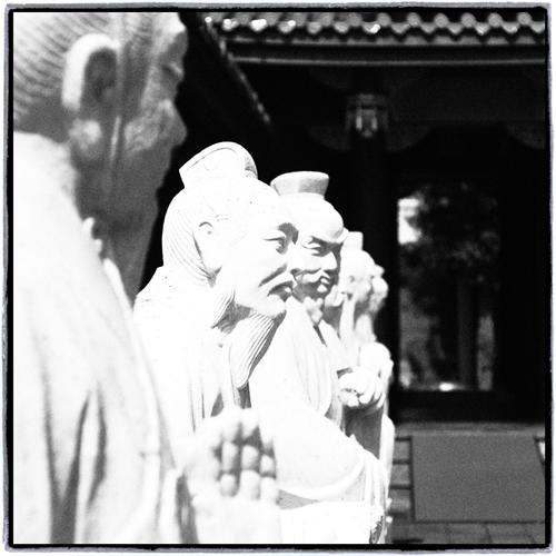 at Nagasaki(大浦町;孔子廟)