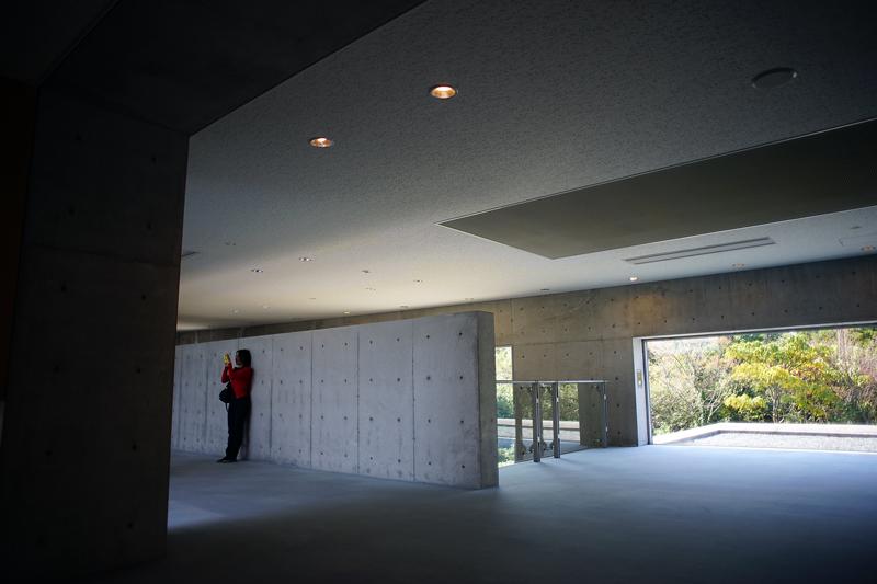 at Hoki Tottori(植田正治写真美術館)