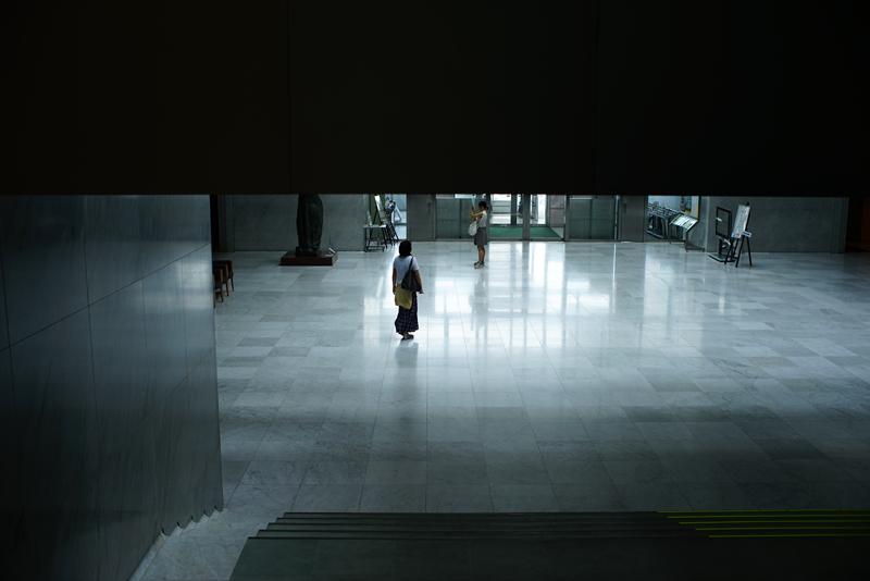 at Kitakyusyu Fukuoka(市美術館)
