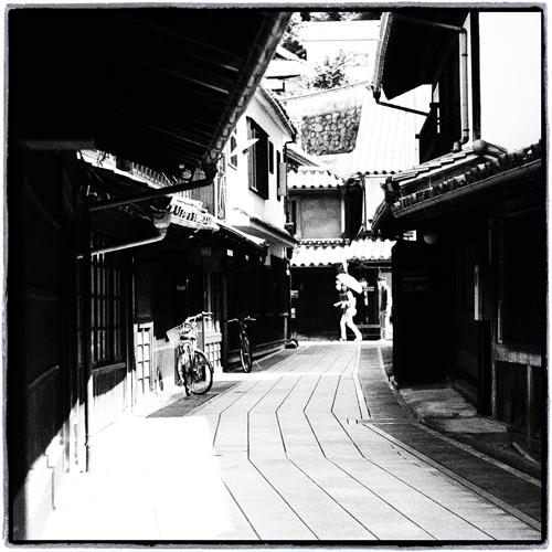 at Takehara Hiroshima