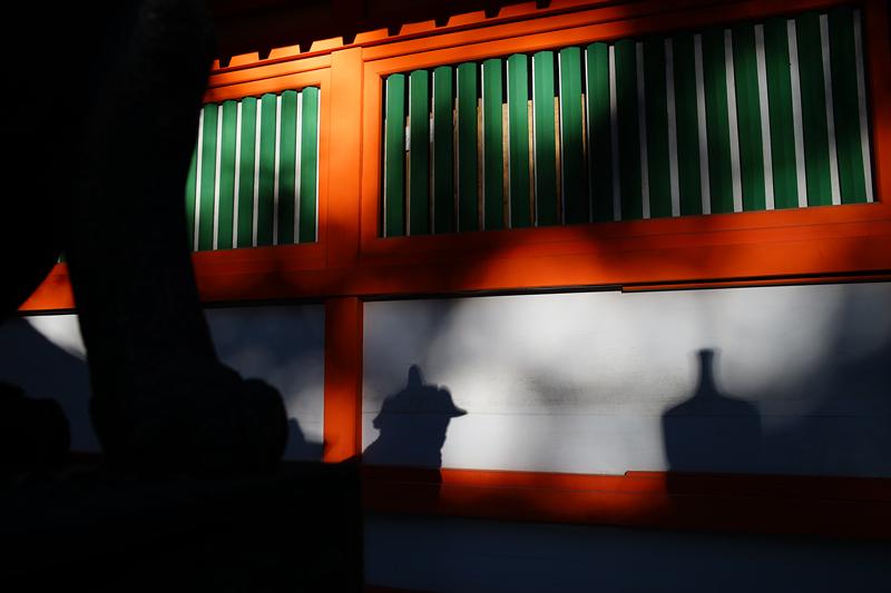 at Hakata Fukuoka(住吉神社;狛犬)