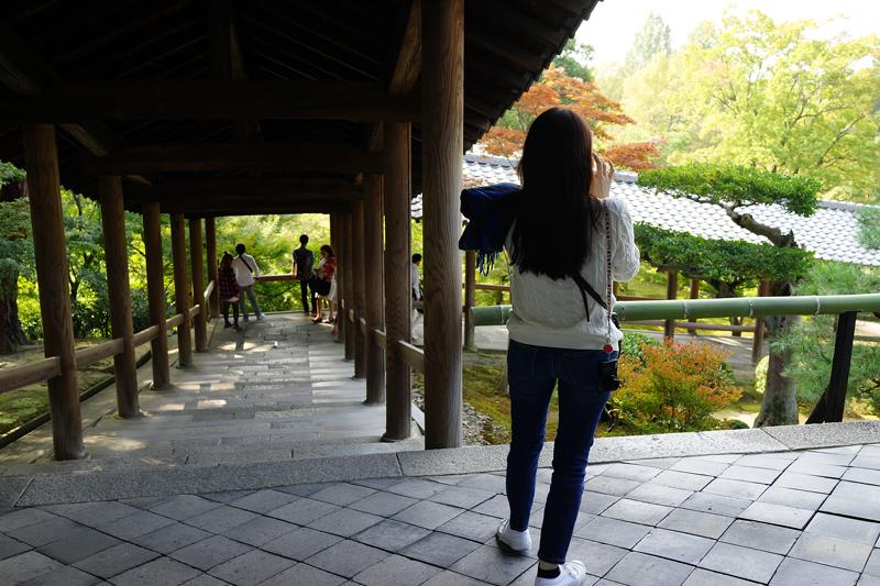 at Kyoto(東福寺)