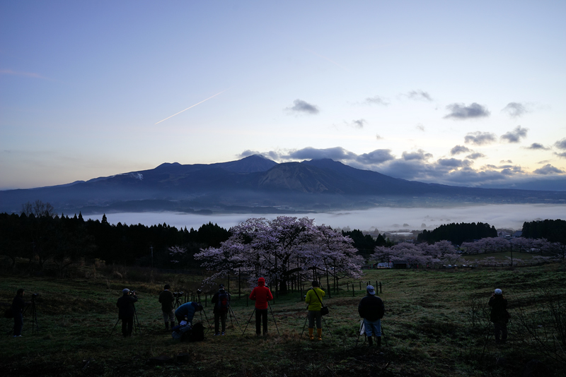 at Minami Aso Kumamoto
