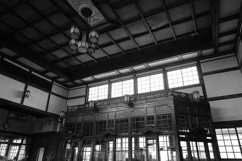 at Izumo Shimane(旧大社駅)