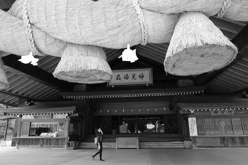 at Izumo Shimane(出雲大社)