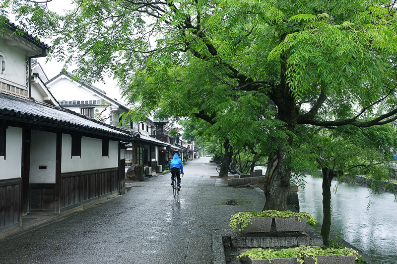 at Kurashiki Okayama(昔日)