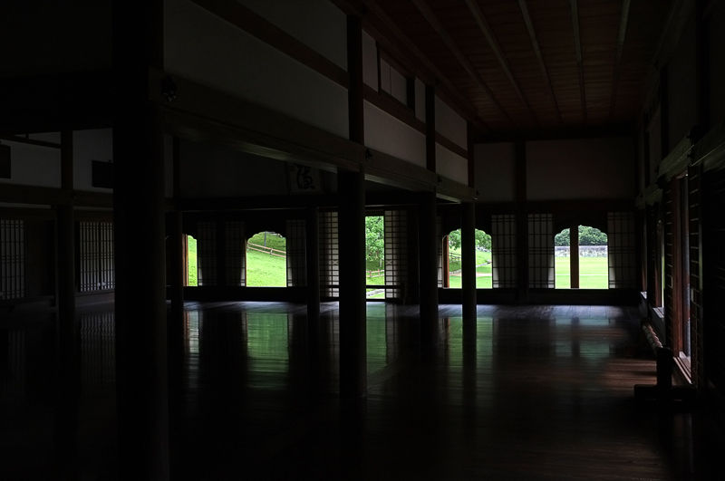 at Bizen Okayama(閑谷学校;昔日)