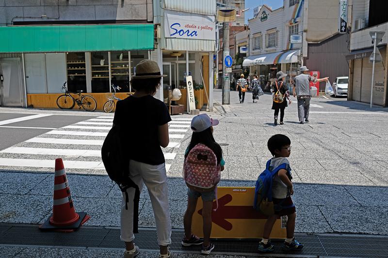 at Onomichi Hiroshima(街並み)