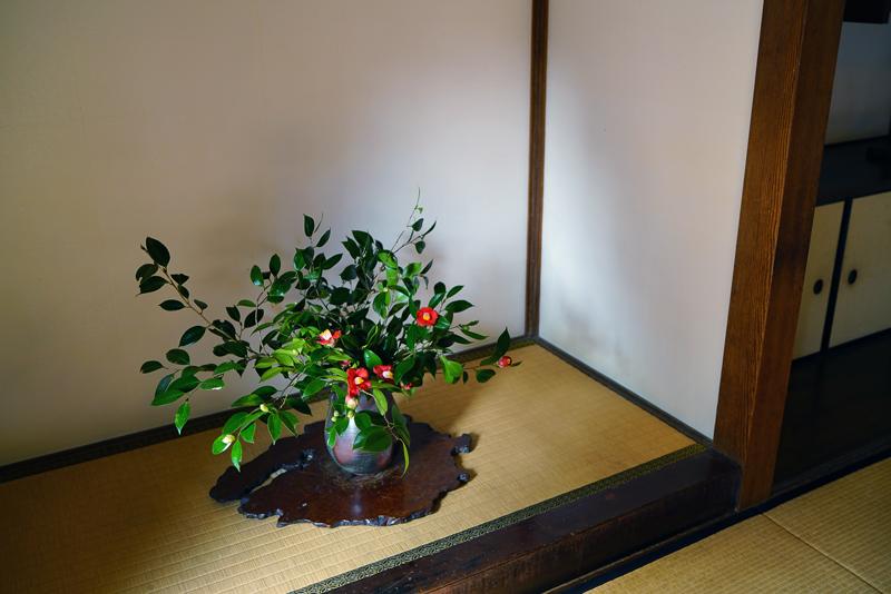at Cyofu Yamaguchi(毛利邸)