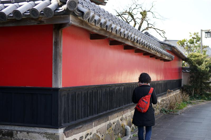 at Nakatsu Oita