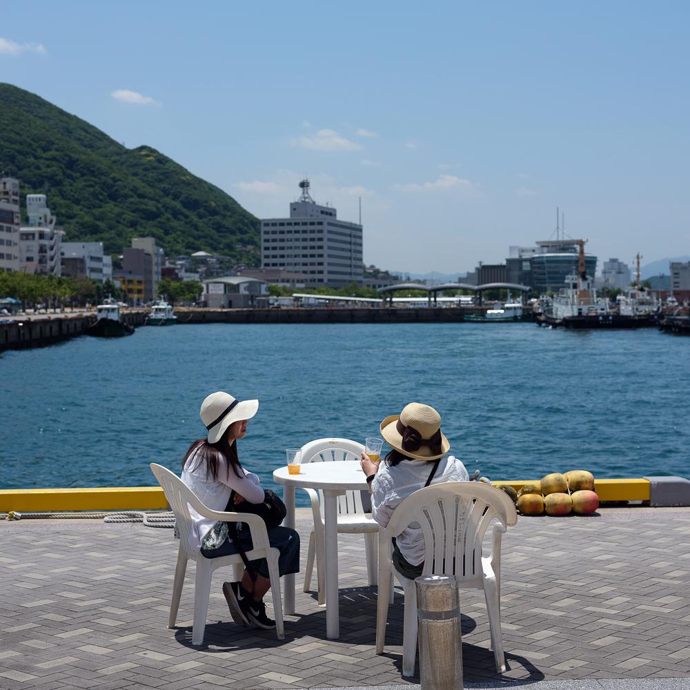 at Moji Fukuoka