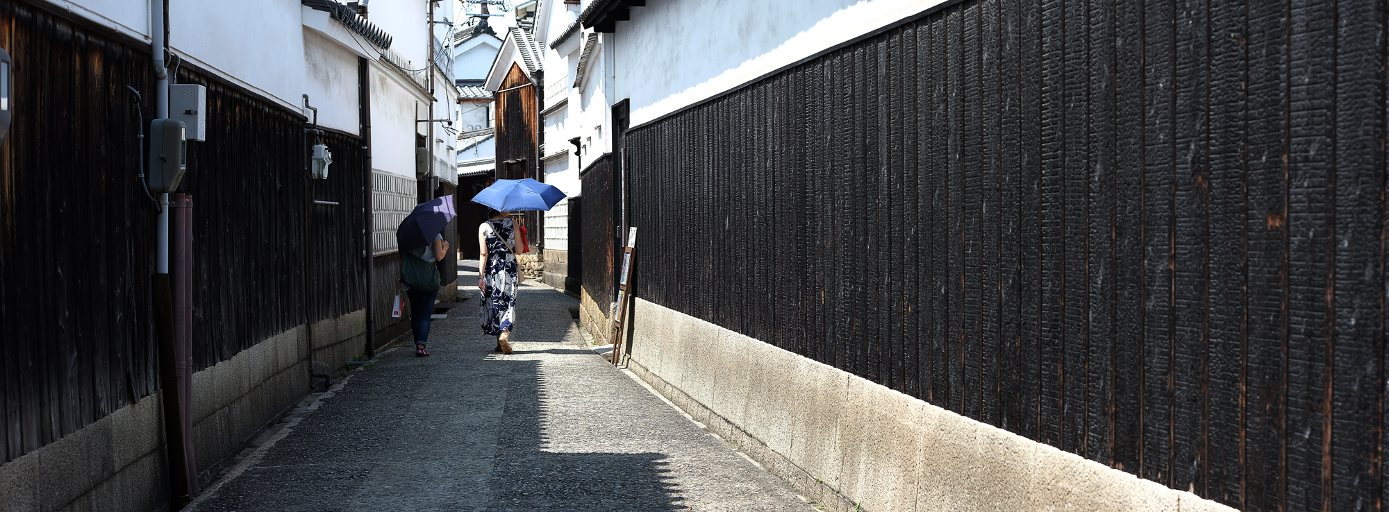 at Kurashiki Okayama(美観地区)