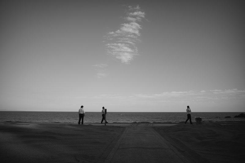 at Kochi  桂浜探索